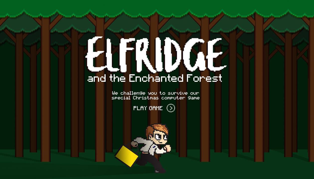 Elfridge & The Enchanted Forrest