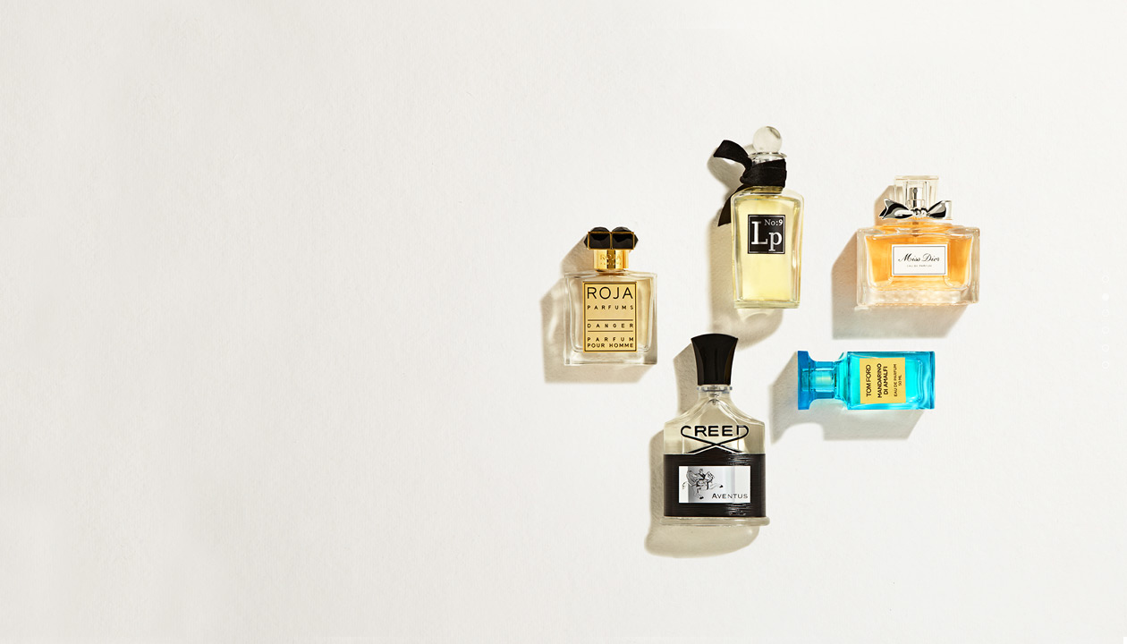 The Fragrance Edit