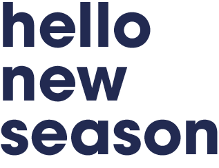 Hello New Season
