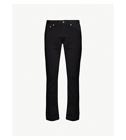 Relaxed Fit Straight Cotton Trousers by Stone Island