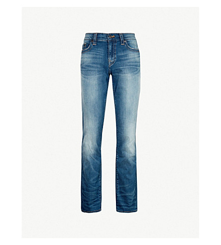 234ad9d50eb44 ... TRUE RELIGION Ricky relaxed-fit straight jeans (Fowd+supernova+blues.  PreviousNext