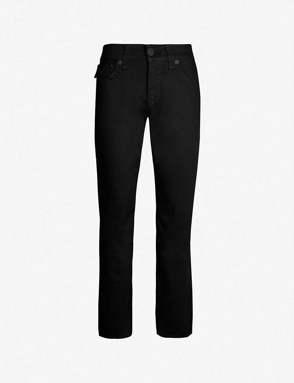 TRUE RELIGION - Ricky regular-fit straight jeans  ef0e23ca1da5