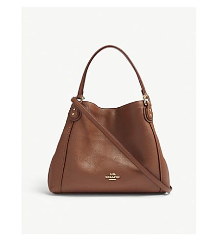COACH - Edie 28 shoulder bag  268252567b4af