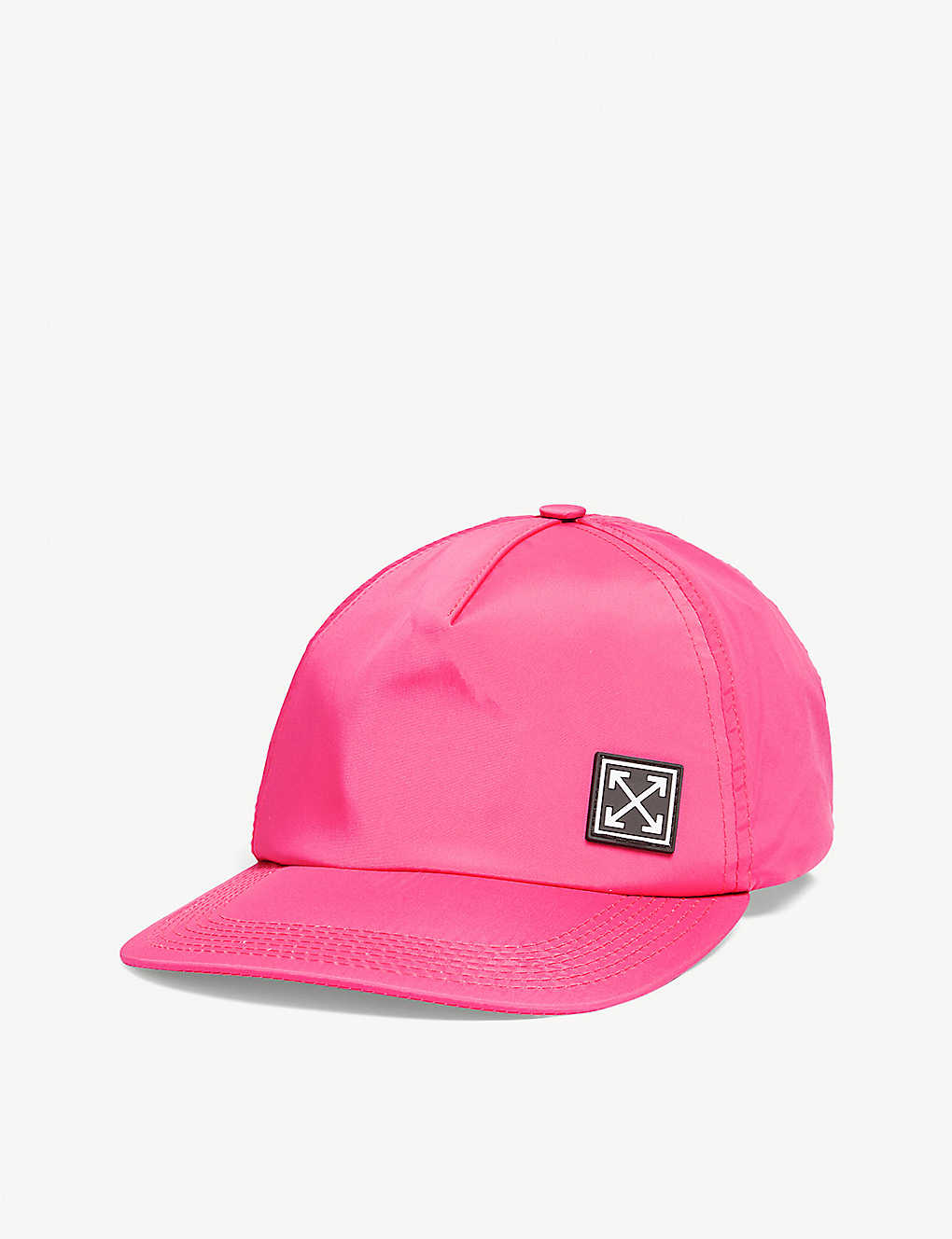 c01ab13bd59 OFF-WHITE C O VIRGIL ABLOH - Stretch baseball cap