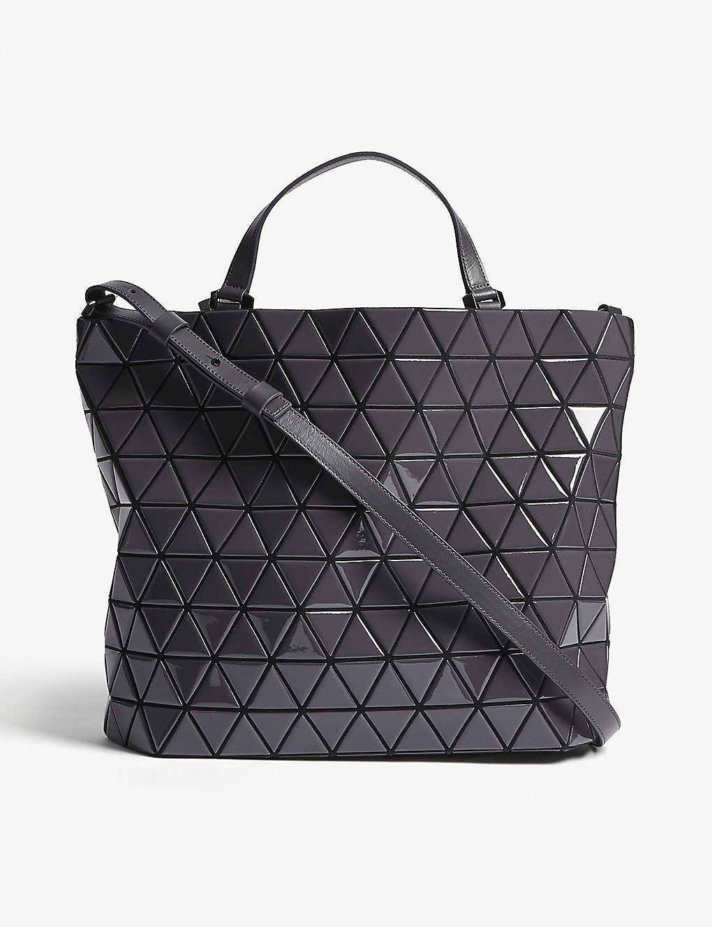 14a099cd63 BAO BAO ISSEY MIYAKE - Crystal gloss shoulder bag
