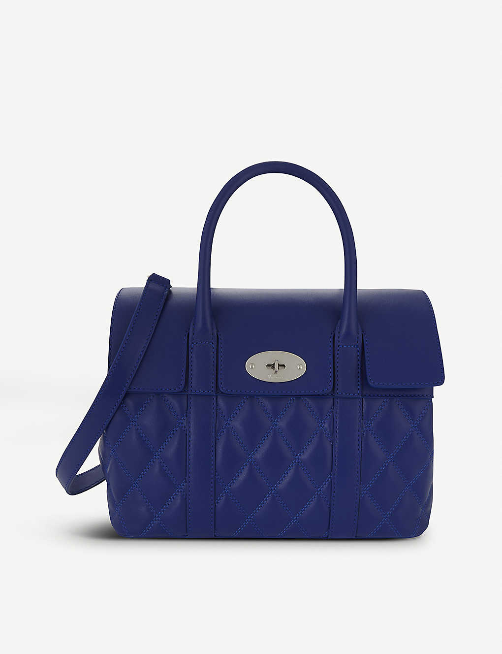 bf02274bfaa9 MULBERRY - Bayswater small quilted shoulder bag