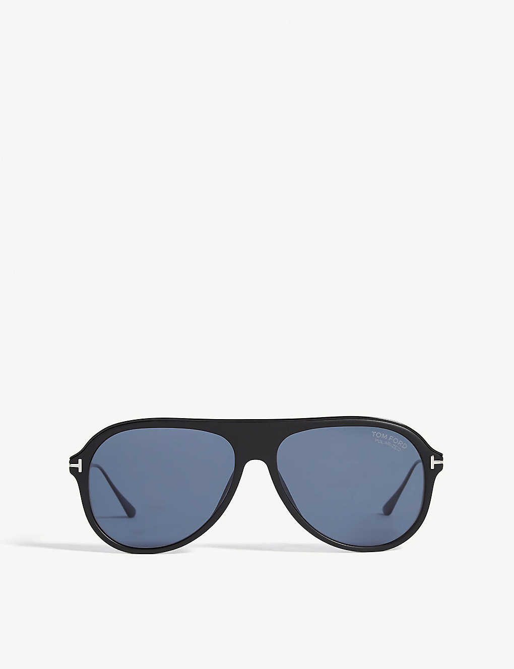 1e35bc343a0 TOM FORD - Nicholai aviator-frame sunglasses