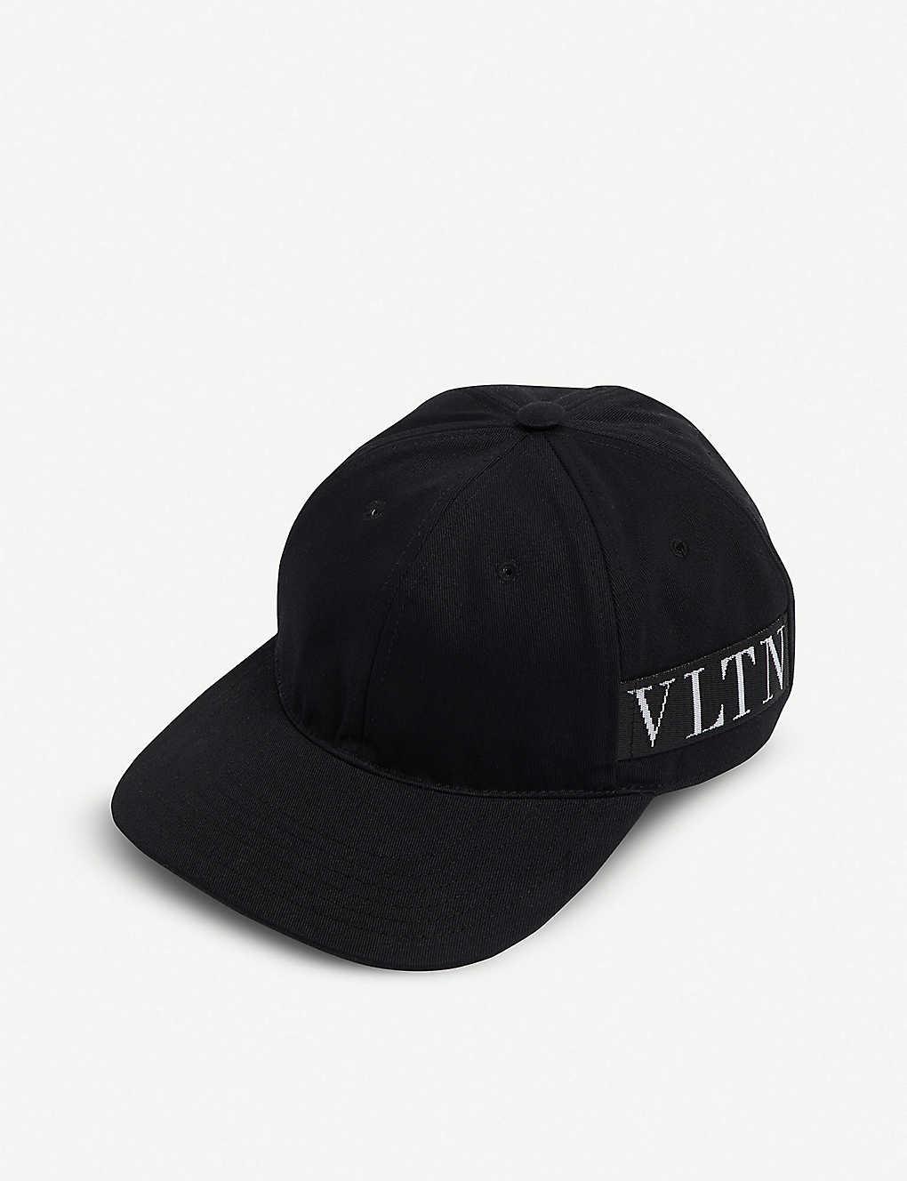 f9e7b75ded4 VALENTINO - VLTN baseball cap