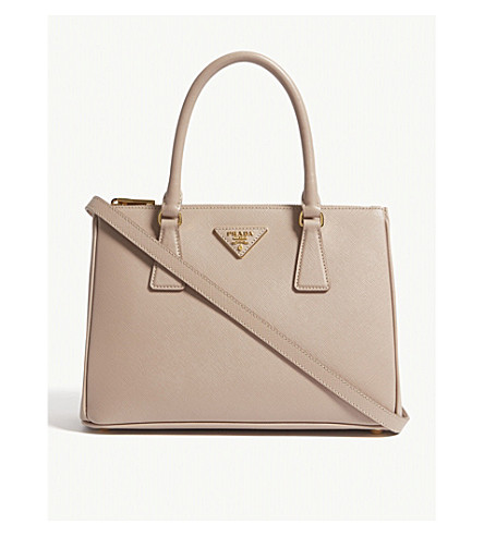 c4a2b73e05ed ... PRADA Saffiano leather tote (Cipria+pink. PreviousNext