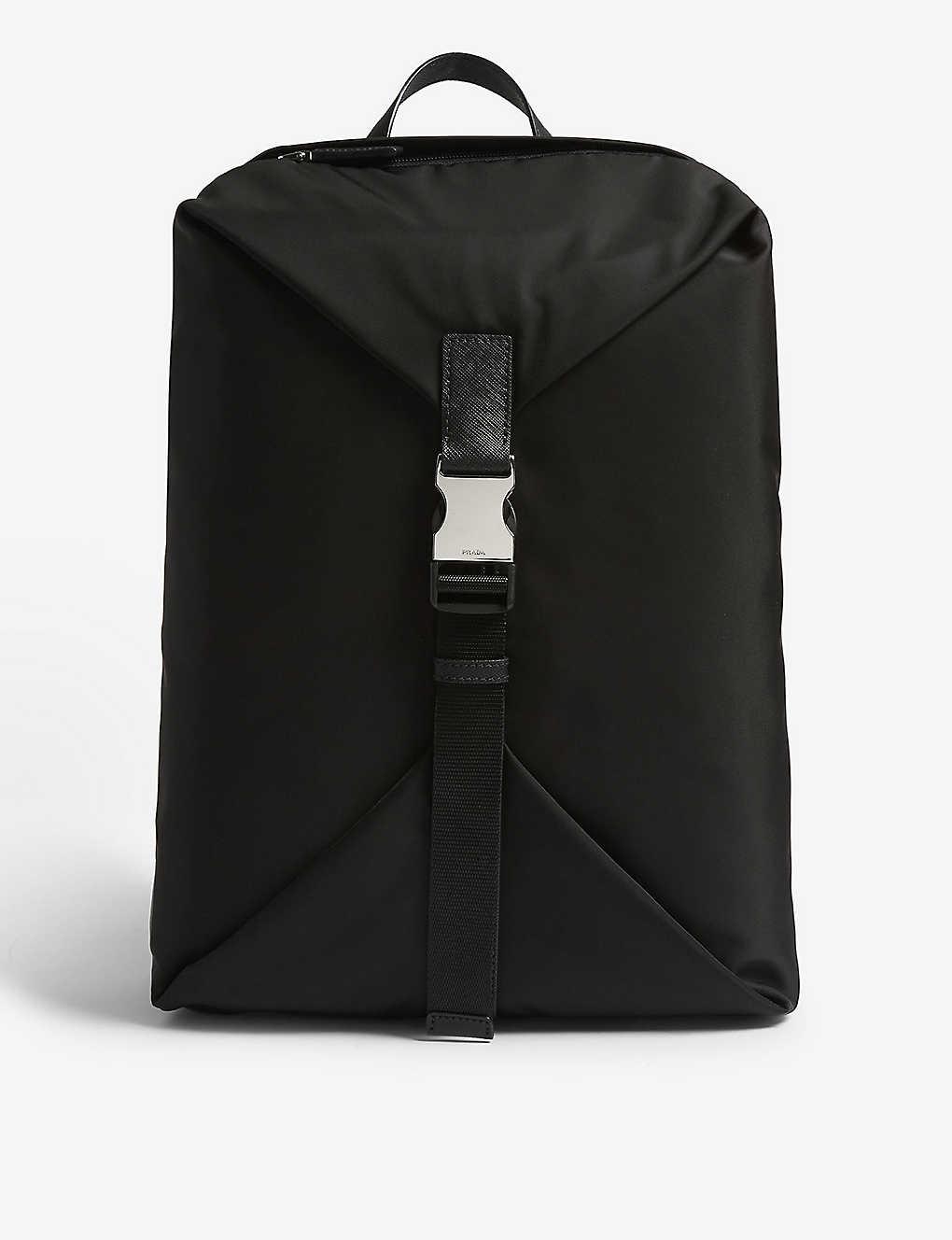 PRADA - 24hour nylon backpack  a97721e99c7eb