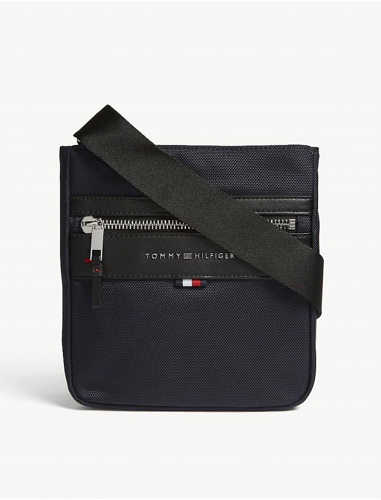 TOMMY HILFIGER - Elevated Mini Reporter crossbody bag  e3fc8bd88d43e