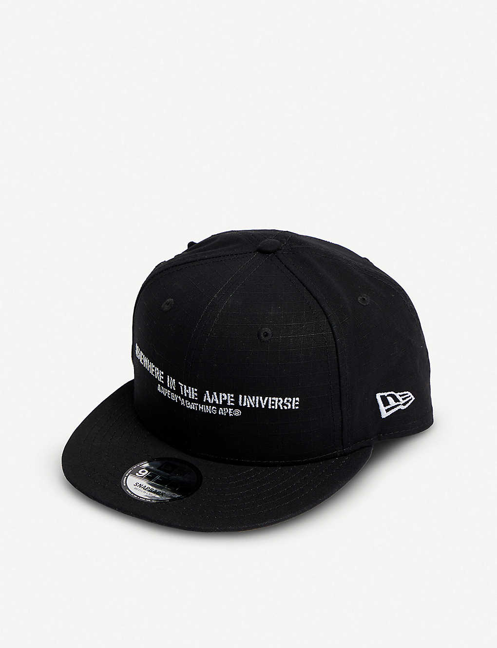 AAPE - AAPE x New Era ribstop patched baseball cap  cd1436a9e3e3