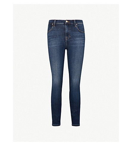 76841db2ee1 ... J BRAND Maria high-rise skinny jeans (Fleeting. PreviousNext