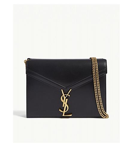 ... SAINT LAURENT Cassandra shoulder bag (Black. PreviousNext 4e412308a0b0e
