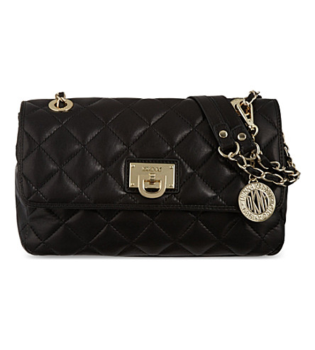 gansevoort-quilted-shoulder-bag by dkny