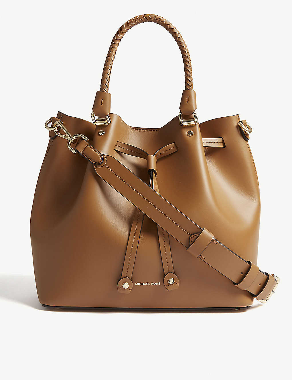89e32ebec0f4 MICHAEL MICHAEL KORS - Blakely leather bucket bag