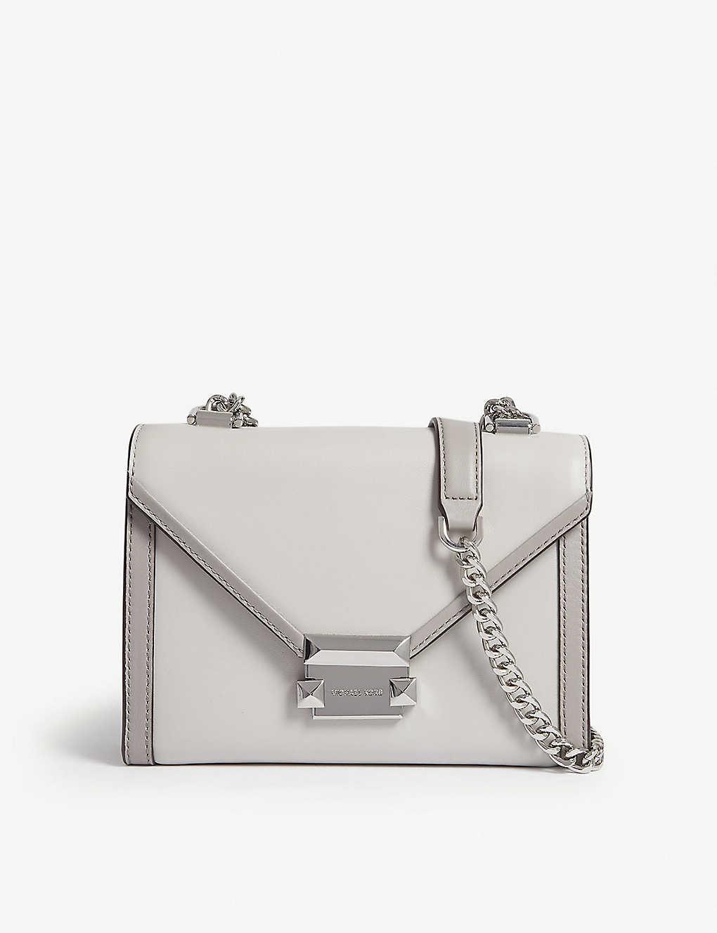 04e8ab6ab299 MICHAEL MICHAEL KORS - Whitney small leather shoulder bag ...