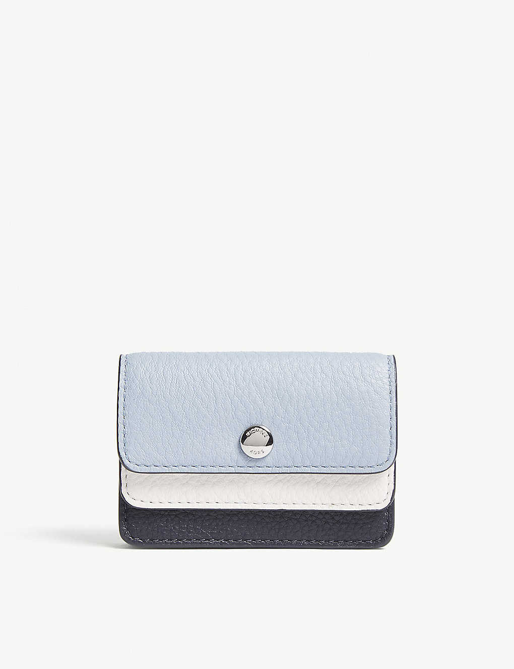 a332330b7877 MICHAEL MICHAEL KORS - Money Pieces double-flap small leather card ...