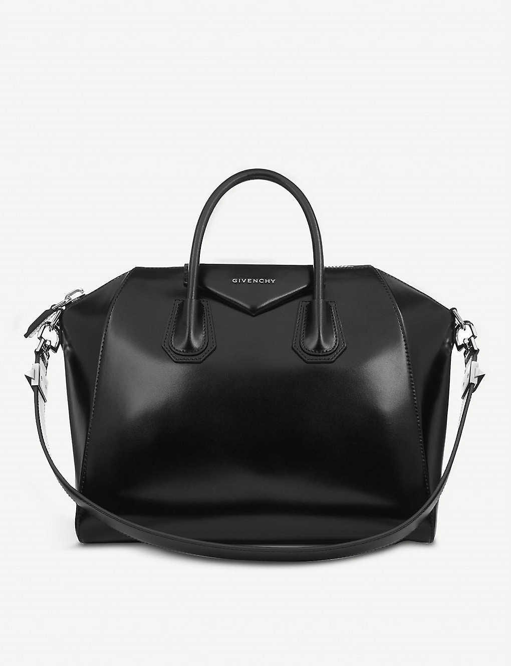 GIVENCHY - Antigona medium leather tote  4d8294ae34886