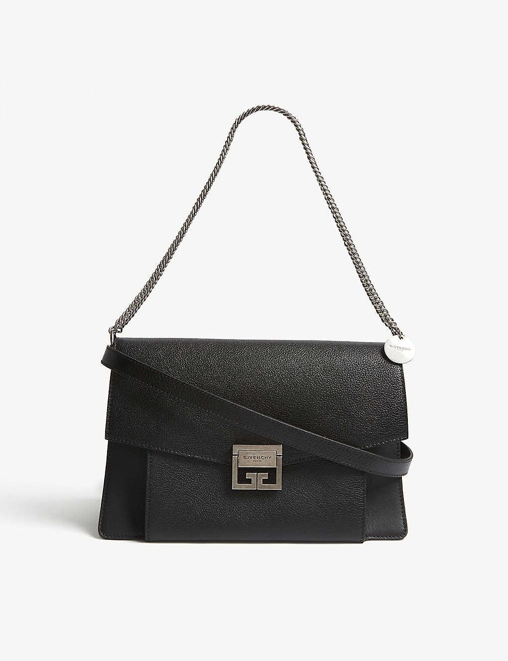 021457116d23 GIVENCHY - GV3 medium leather shoulder bag