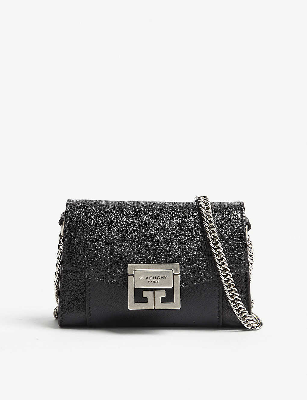 GIVENCHY - GV3 Nano leather belt bag  2f4a77dda67d5
