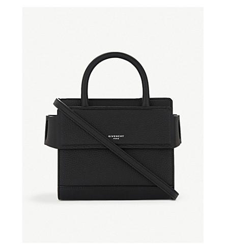 d4ae1c591c ... GIVENCHY Horizon Nano leather cross-body bag (Black. PreviousNext