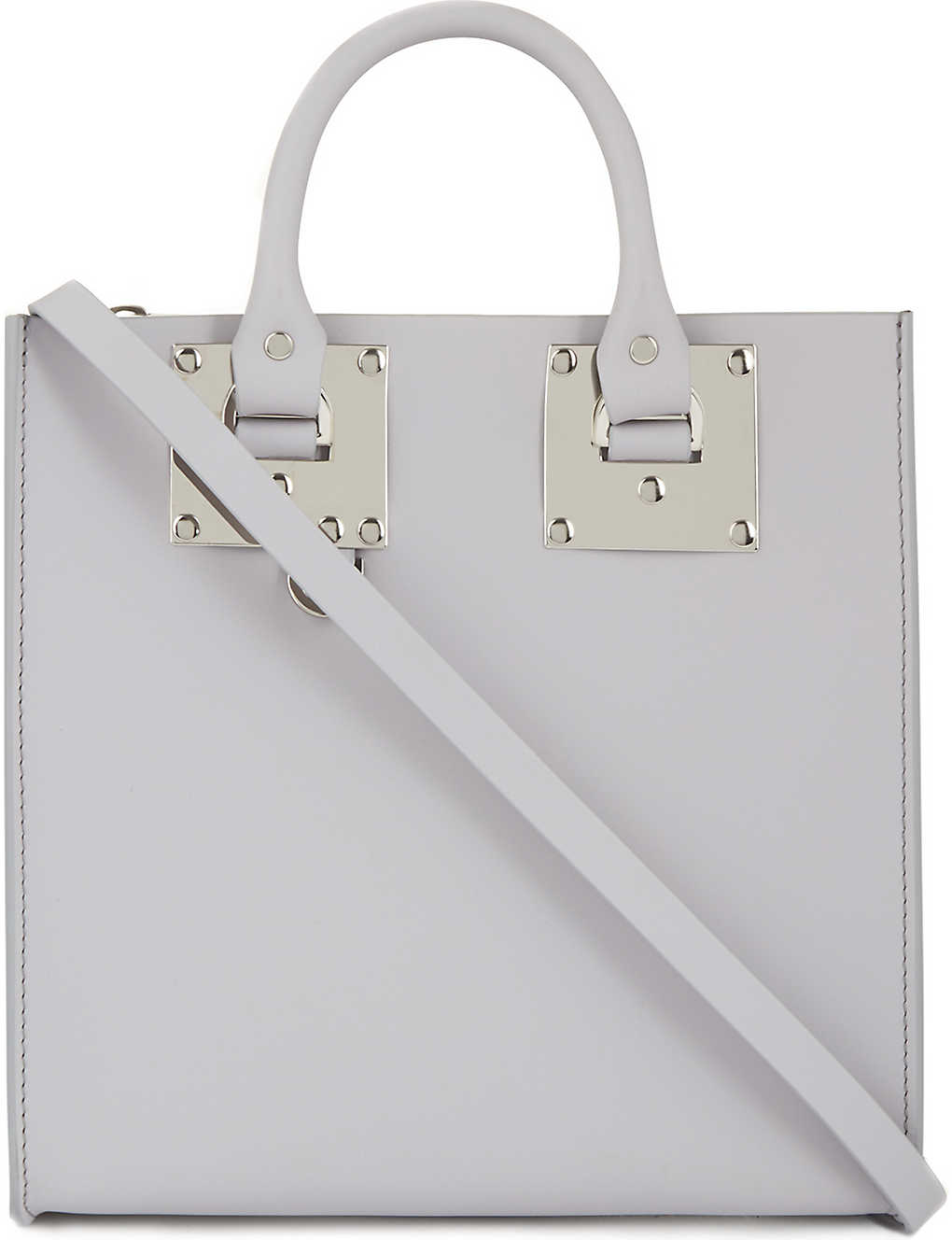 SOPHIE HULME - Albion square leather tote  d009f11b10a28