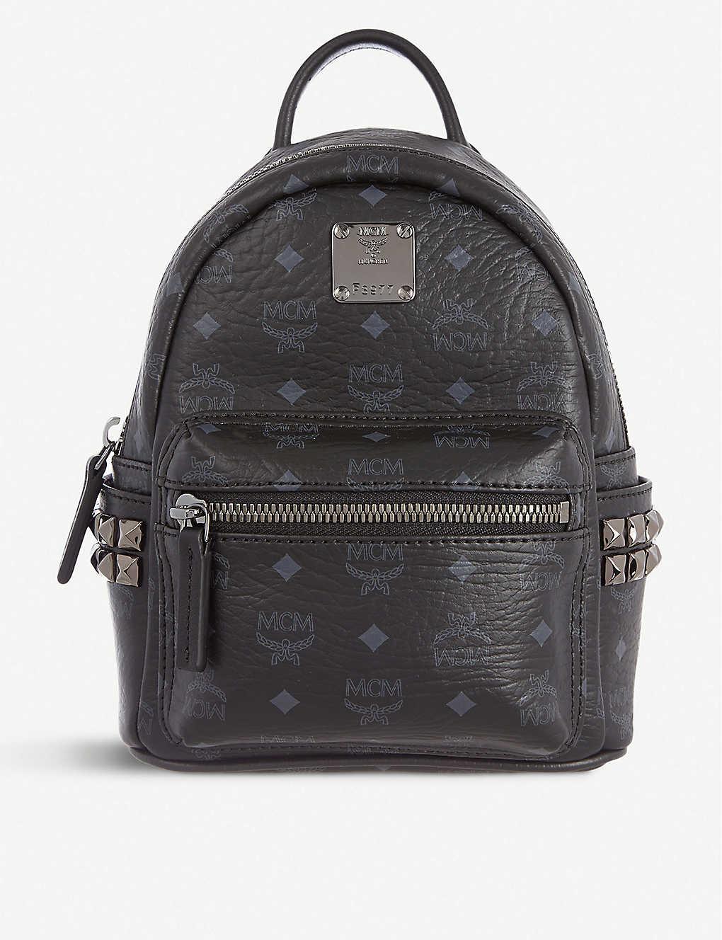 b7cae91d836c MCM - Stark classic mini backpack