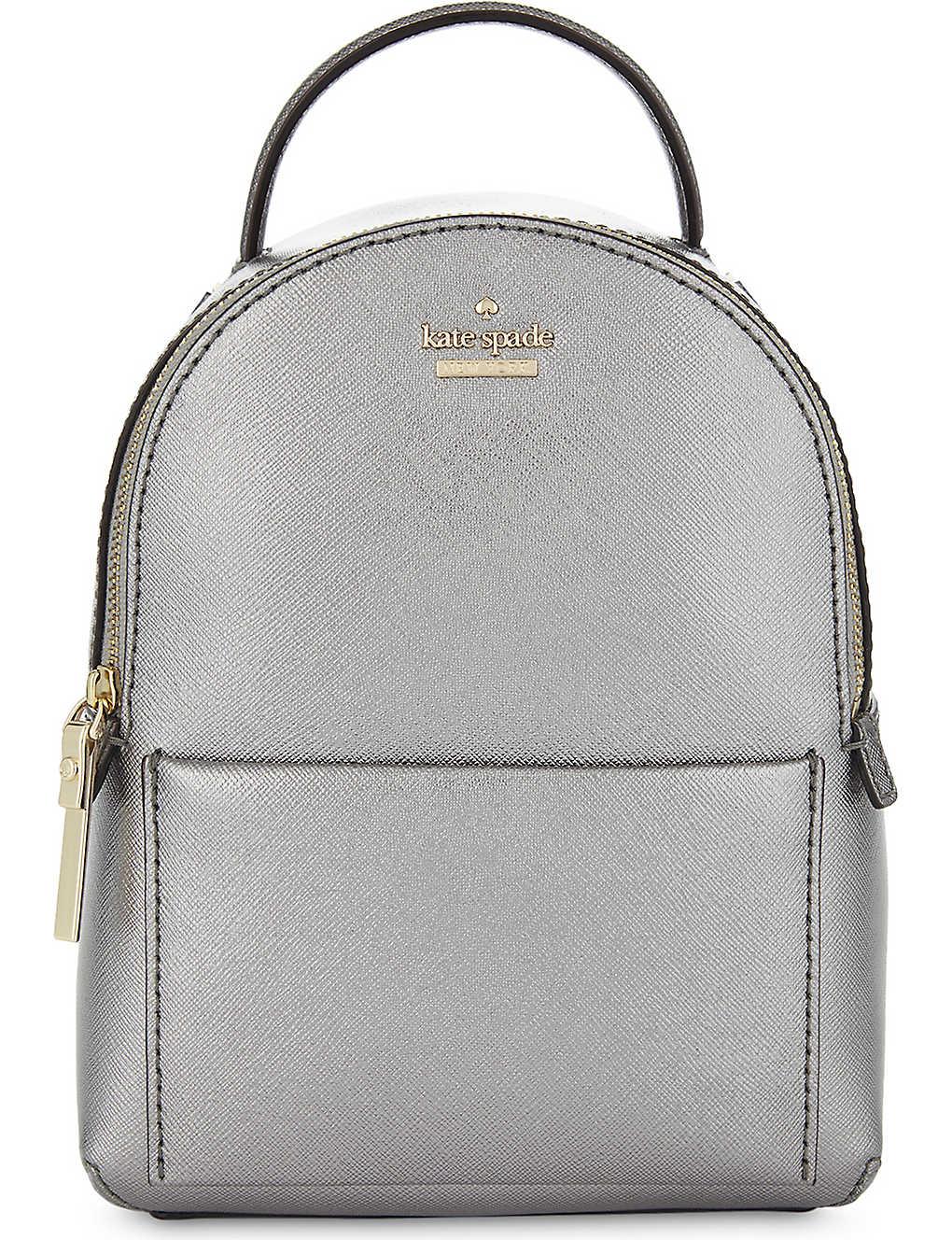 KATE SPADE NEW YORK - Cameron Street Merry mini leather backpack ... c52aa0b22295a