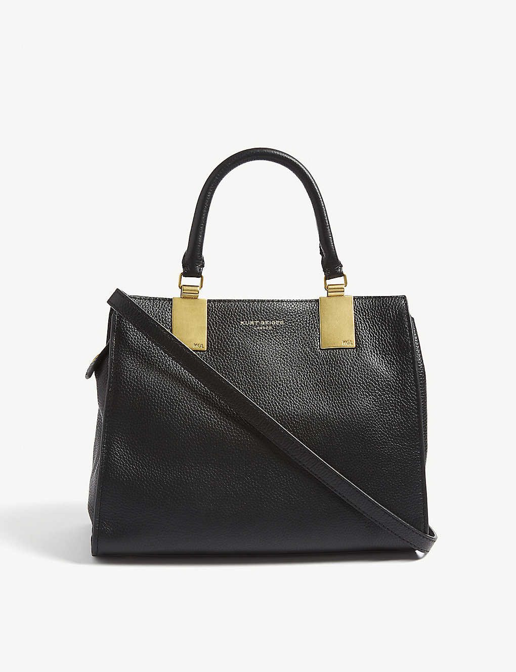 ab19a393abf0 KURT GEIGER LONDON - Emma small leather tote