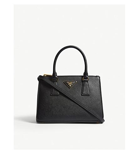 ... PRADA Galleria leather mini shoulder bag (Black. PreviousNext be4a554754394