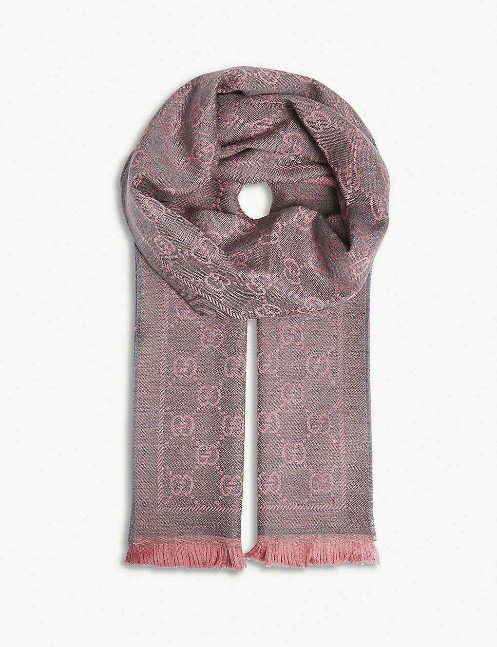 Gucci Winter Hat And Scarf Set cea1b661645