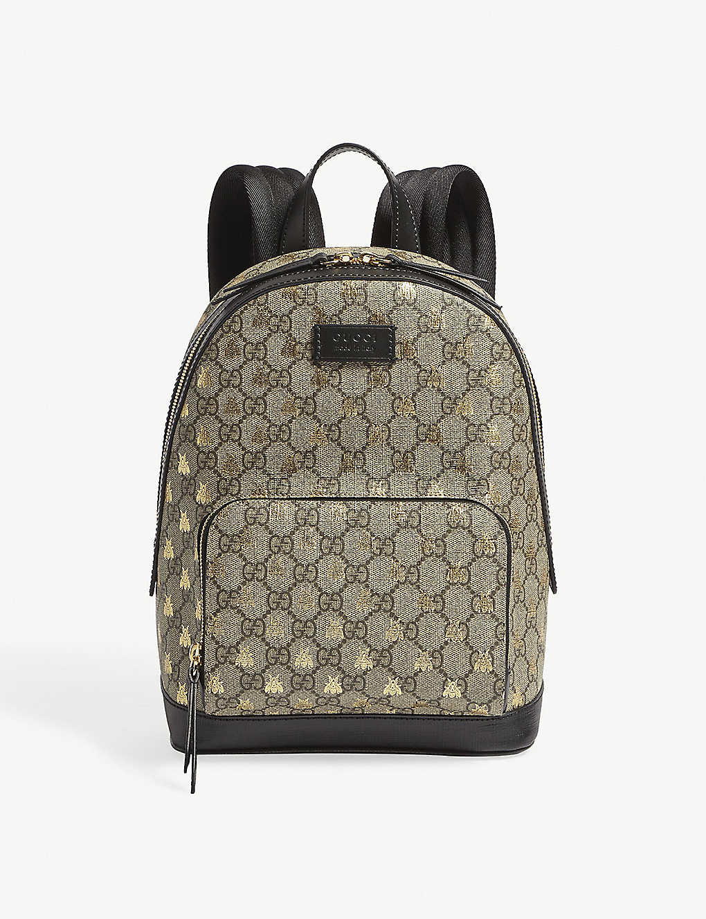 GUCCI - Bee GG Supreme backpack  6a3af1cabbbed