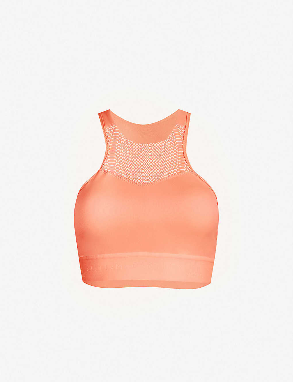 390fedd0fa77a ADIDAS BY STELLA MCCARTNEY - HIIT medium support stretch-jersey ...