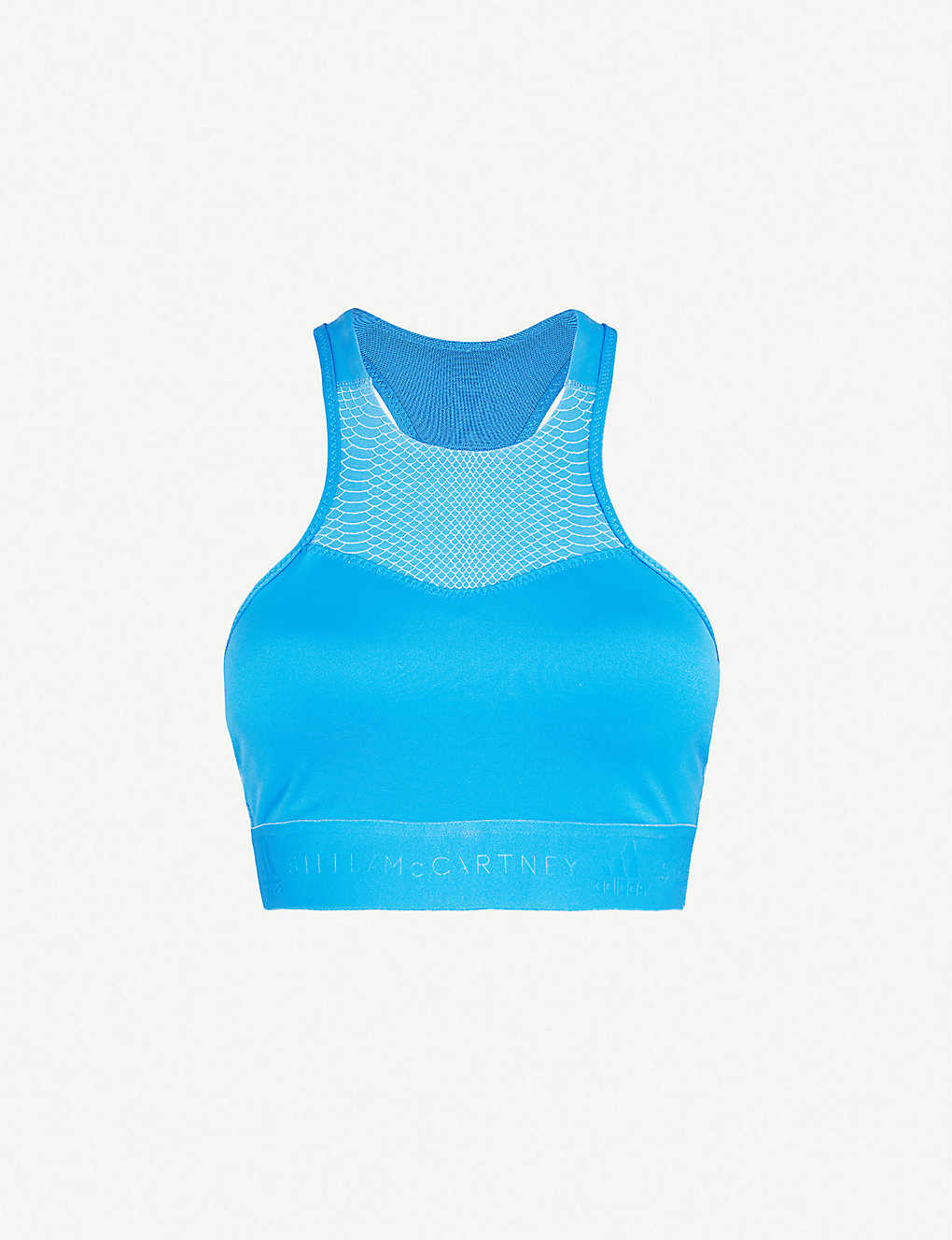 7219632c48859 ADIDAS BY STELLA MCCARTNEY - Hiit stretch-jersey sports bra ...