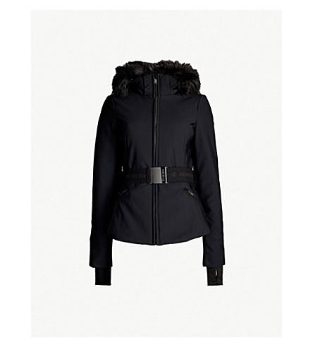 58ca11e47d GOLDBERGH - Hida faux fur-trimmed shell-down ski jacket