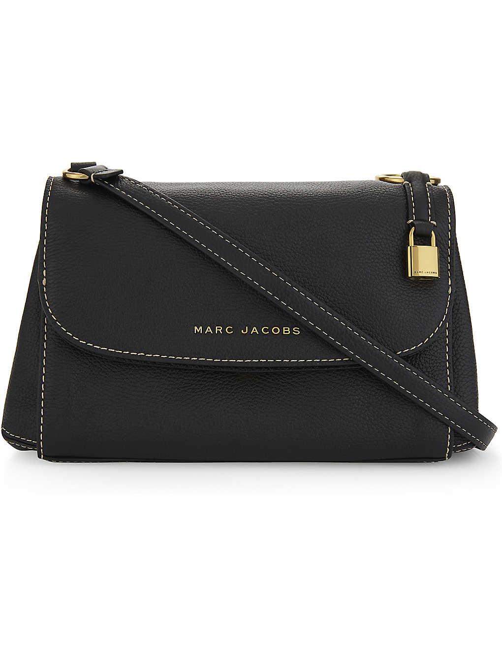 4c8941330e2bf4 MARC JACOBS - Boho Grind leather cross-body bag   Selfridges.com