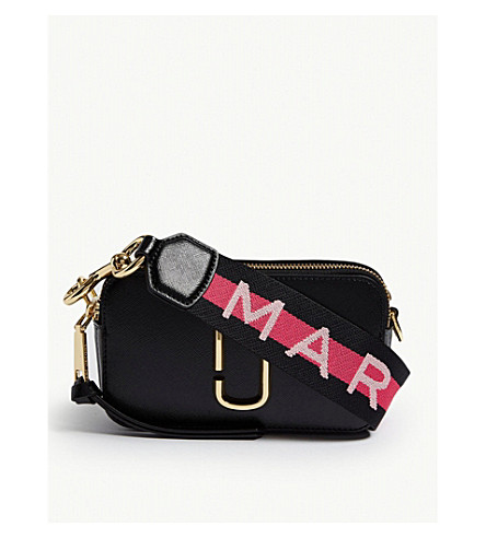 fd2d83cee1c0 ... MARC JACOBS Snapshot cross-body wallet (Black+multi. PreviousNext