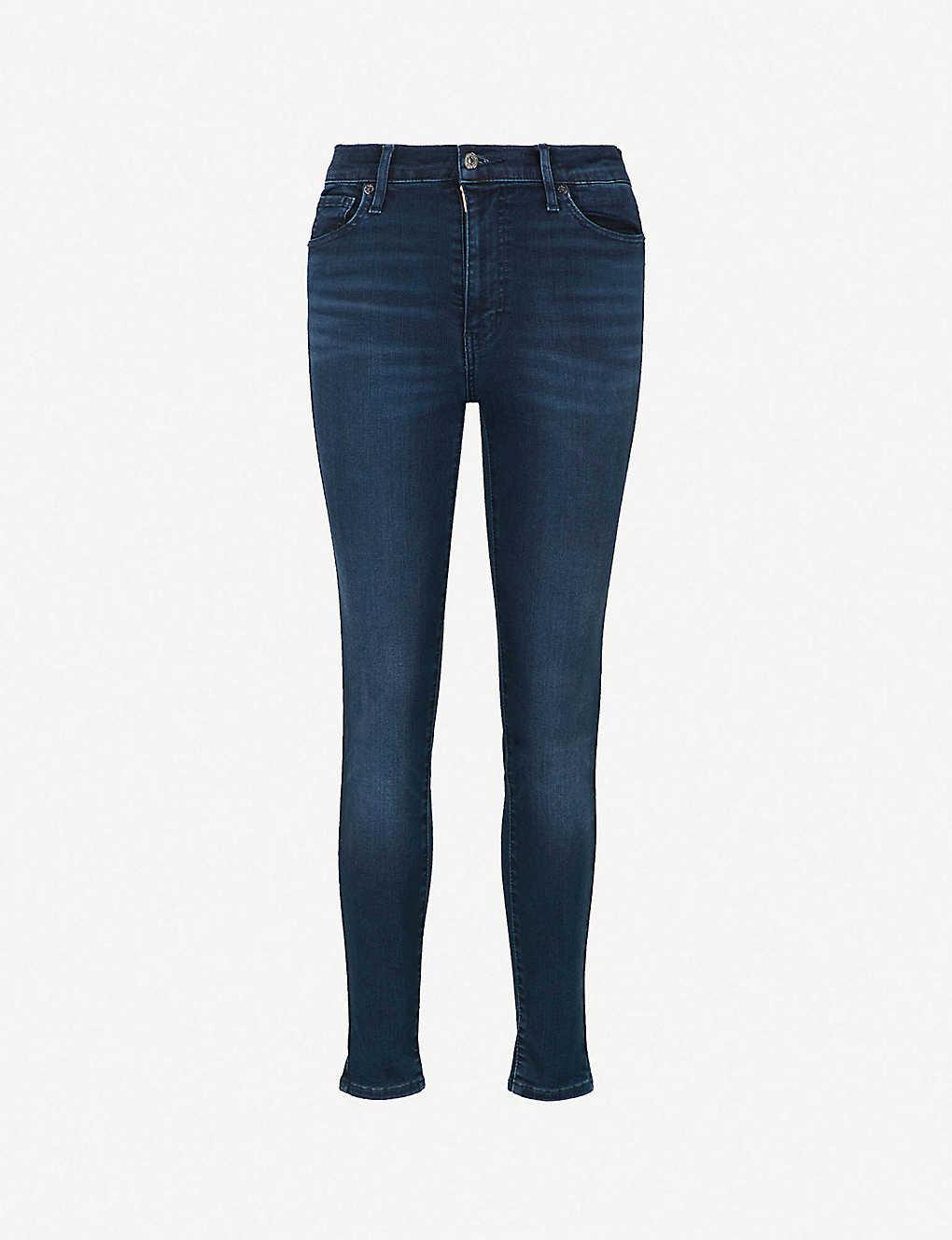 LEVI S - Mile High super-skinny high-rise jeans  5acc6236a