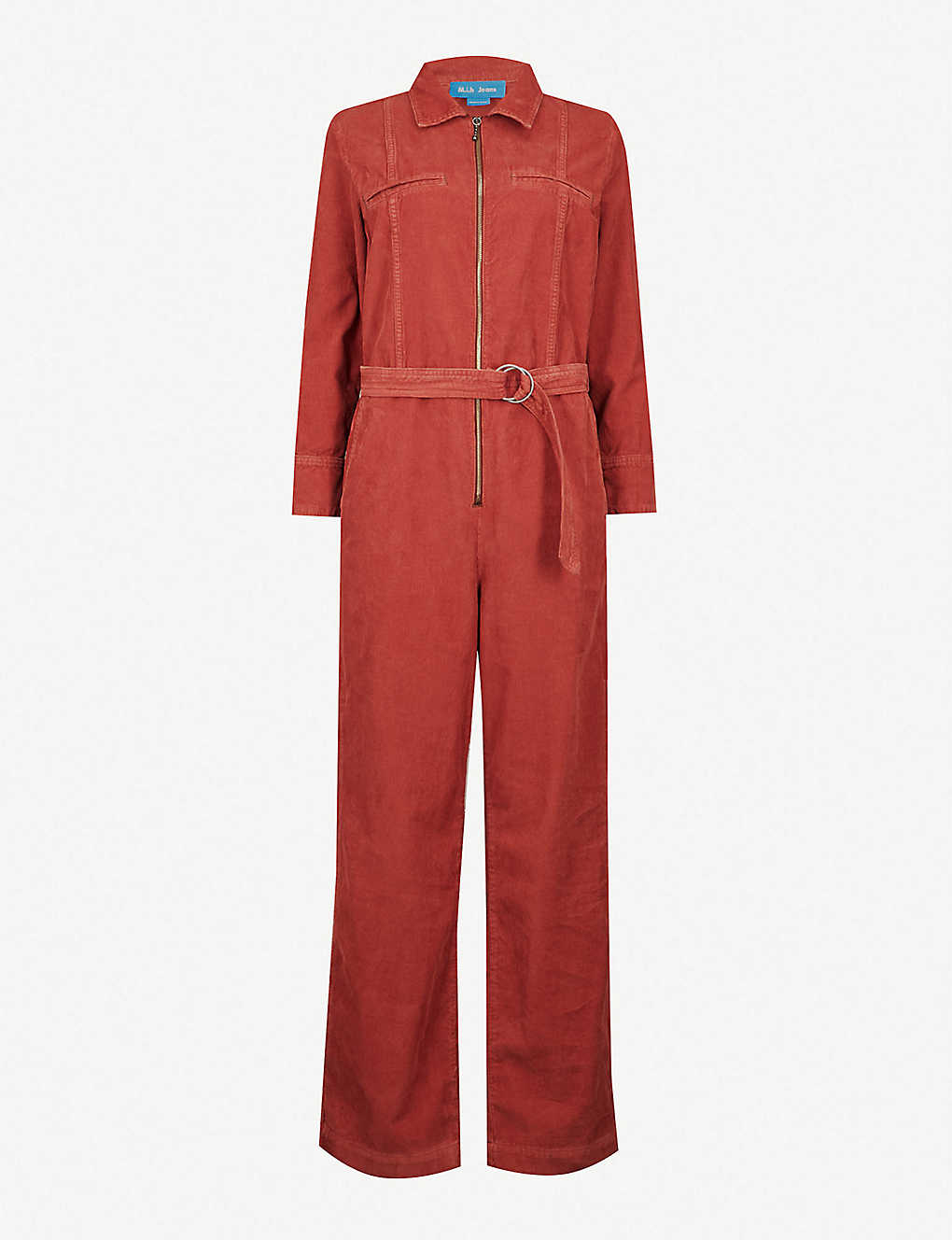 c6ee483f10a MIH JEANS - Drayson cotton jumpsuit