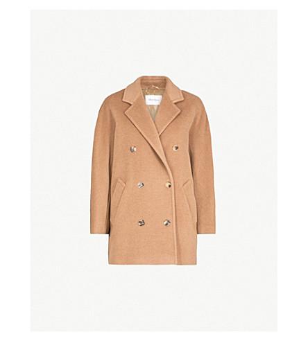 17f4f301abda2 ... MAX MARA Gastone camel-hair coat (Camel. PreviousNext