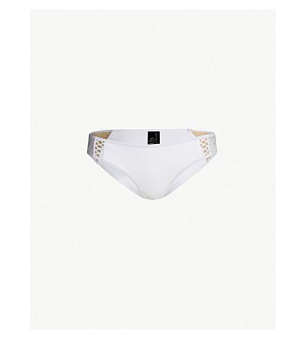 dc13a2a468 ... JETS BY JESSIKA ALLEN Indulgence bikini bottoms (White. PreviousNext