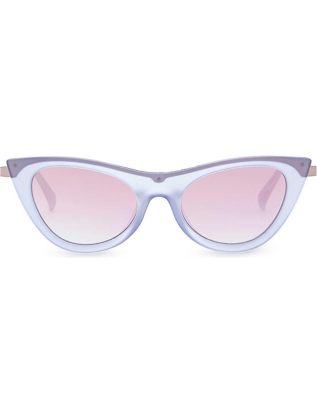 1e4be9eed54 LE SPECS - Enchantress cat-eye sunglasses
