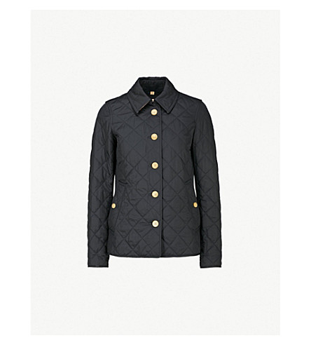 cd34cc983a2 ... BURBERRY Frankby quilted shell jacket (Navy. PreviousNext