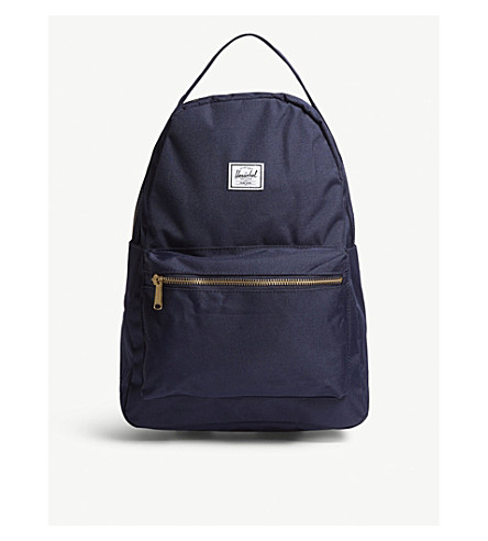8a2ff2ac454 ... HERSCHEL SUPPLY CO Nova mid-volume backpack (Peacoat. PreviousNext