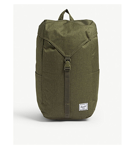 861cba7198 ... HERSCHEL SUPPLY CO Thompson backpack (Olive+night crosshatch.  PreviousNext