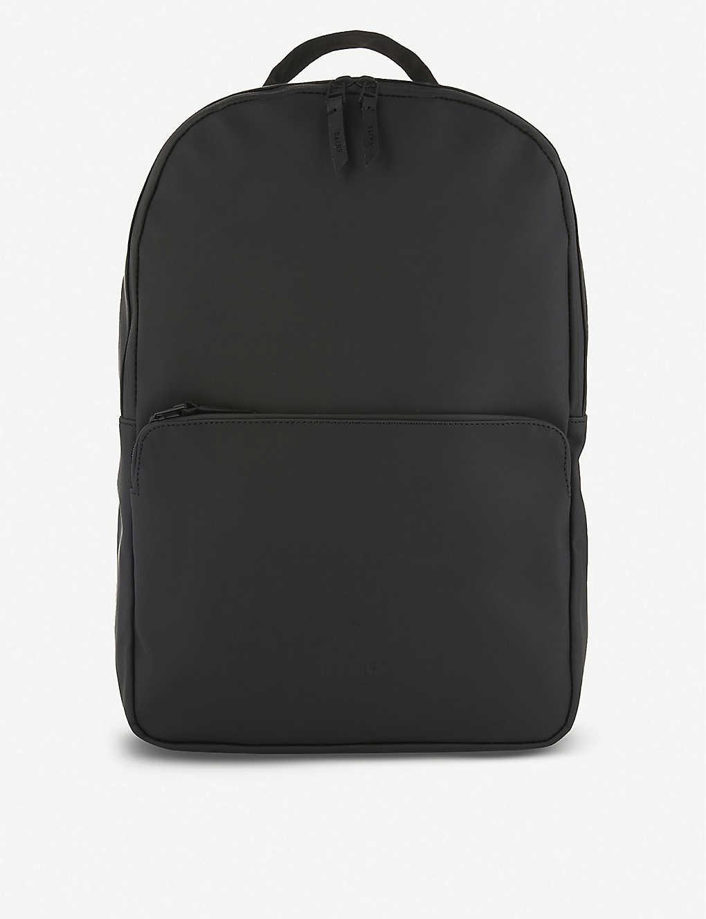 85332fb56 Rains Waterproof Field Backpack In Black- Fenix Toulouse Handball