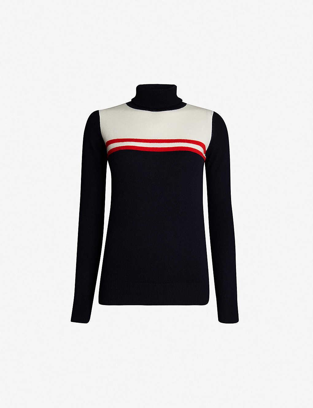 Madeleine Cashmere Turtleneck Sweater Eugenia Thompson xqqBf0wU7