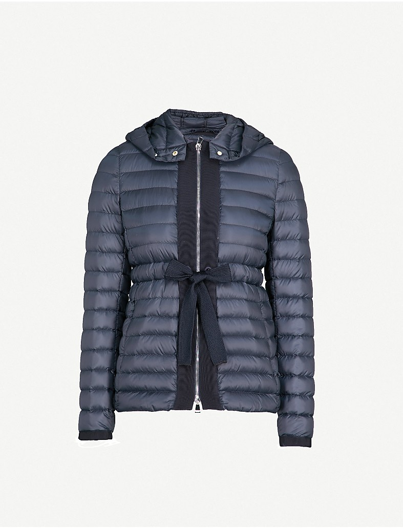 bb6f06419e83 MONCLER - Periclase quilted shell-down jacket