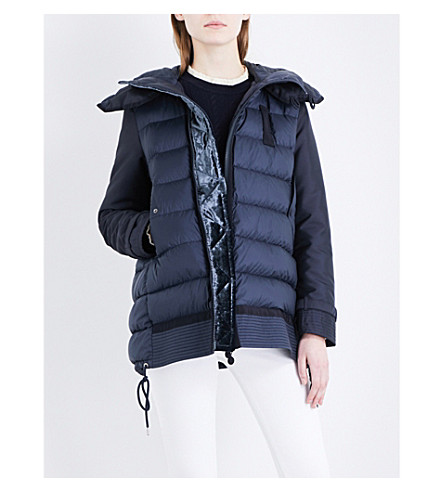4ed814d43 MONCLER - Harriet hooded quilted shell jacket